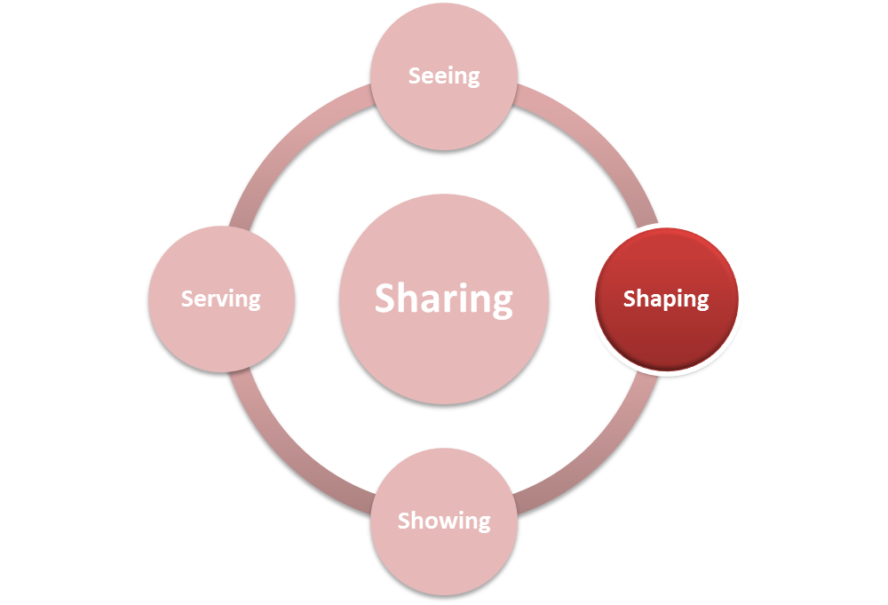 Shaping - Leading with action
